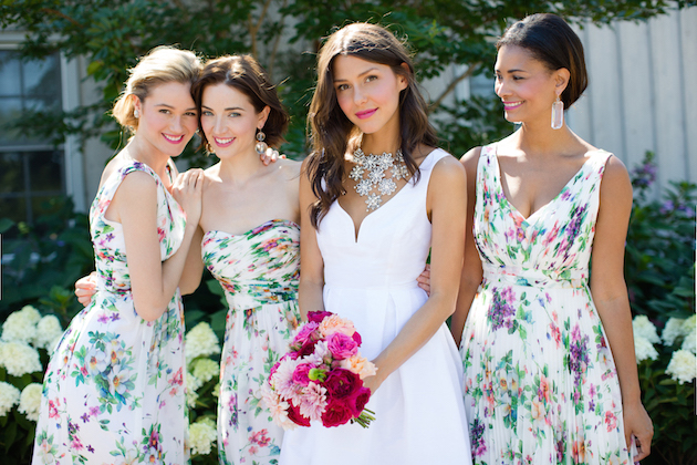 Win 3 Donna Morgan Bridesmaid Dresses For Your Girls