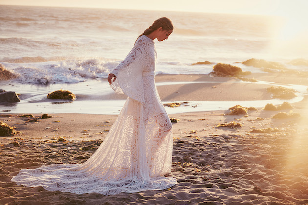 Fp Ever After The New Free People Wedding Dress Collection