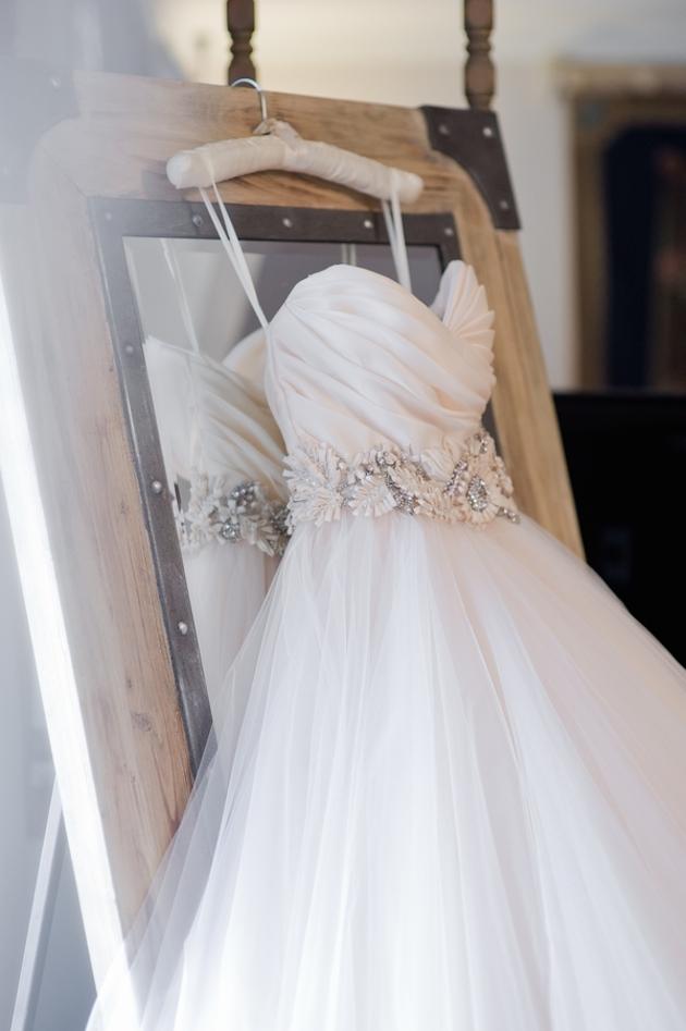 Wedding Dress Shopping at a Trunk Show