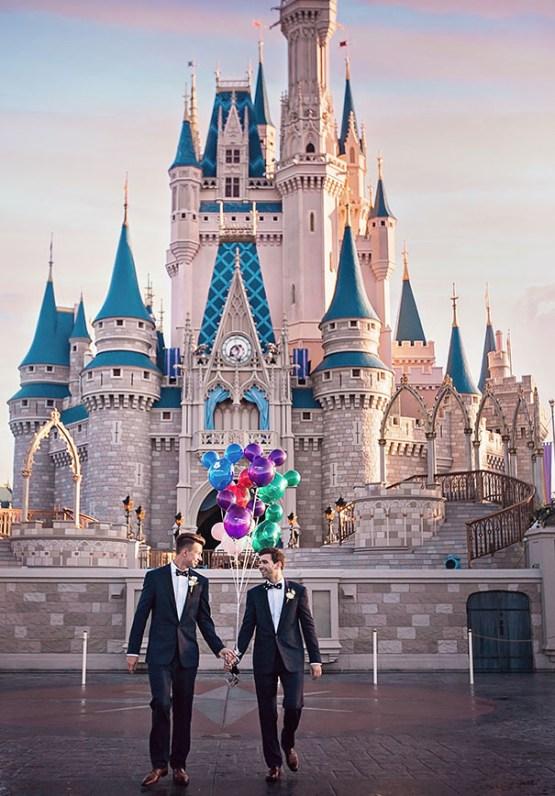 Cool Disney Weddings 11