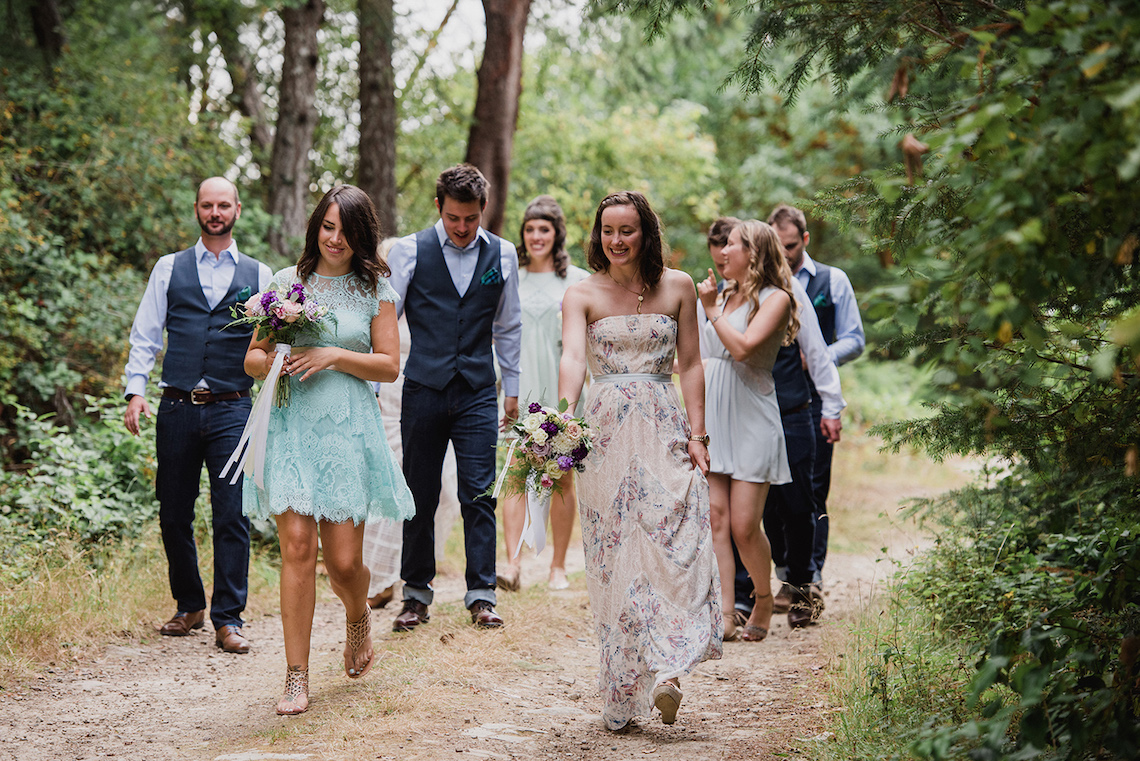 Cool Informal Wedding by Jarusha Brown Photography 18