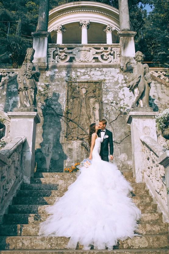 Destination Wedding in Lake Como by Orlova Maria and WeddItaly 31