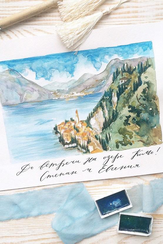 Destination Wedding in Lake Como by Orlova Maria and WeddItaly 38