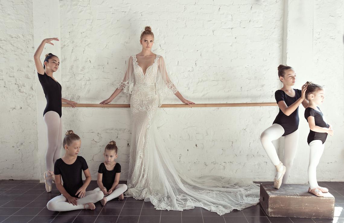 Lee Petra Grebenau Wedding Dress Collection 10