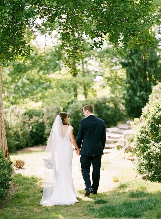 Preppy & Patriotic Wedding by Jamie Clayton and Fete Nashville 7