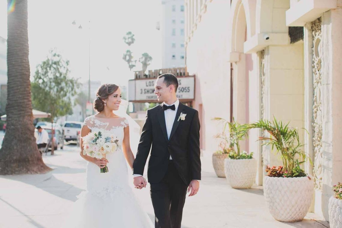 Romantic San Diego Wedding by Nicole George Events and Katie Pritchard Photography 34