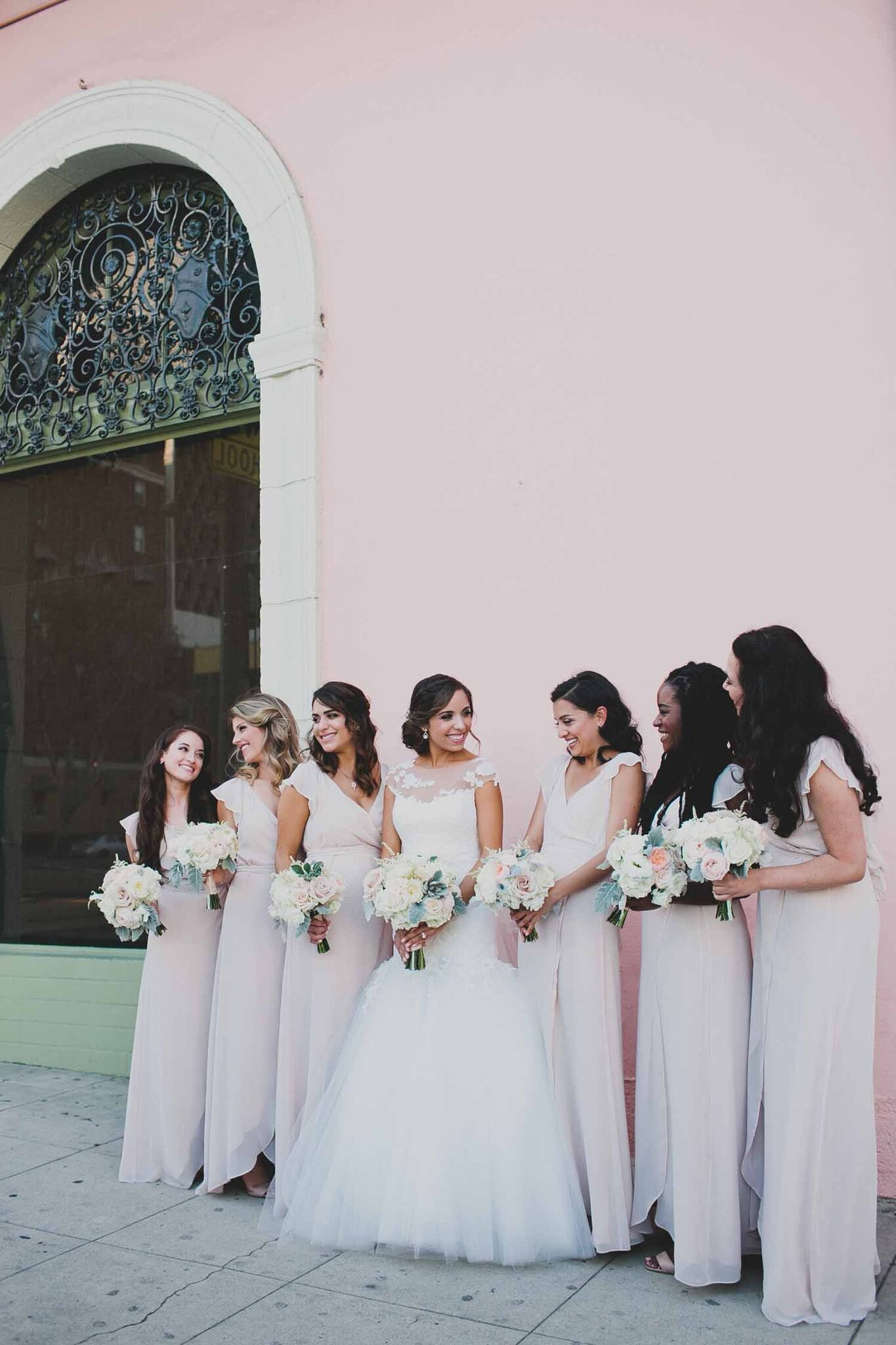 Romantic San Diego Wedding by Nicole George Events and Katie Pritchard Photography 8