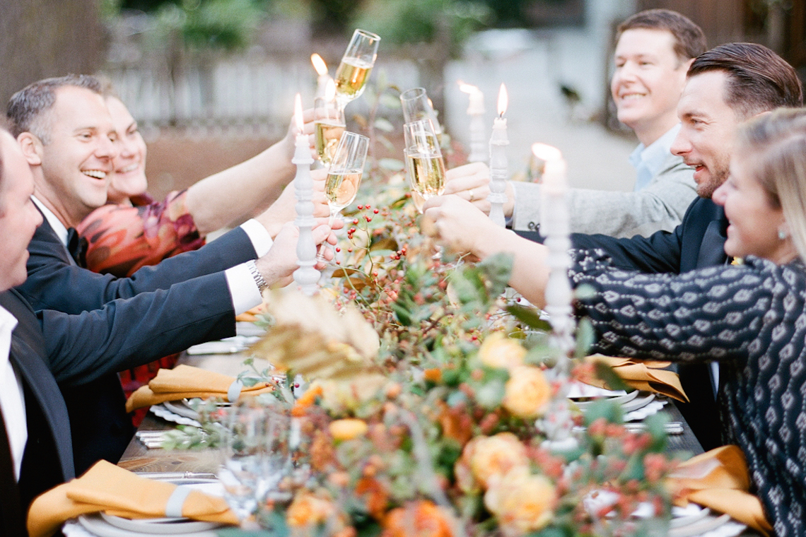 Rustic Fall Wedding Inspiration by Sylvia Gil Photography and Kate Siegel 17