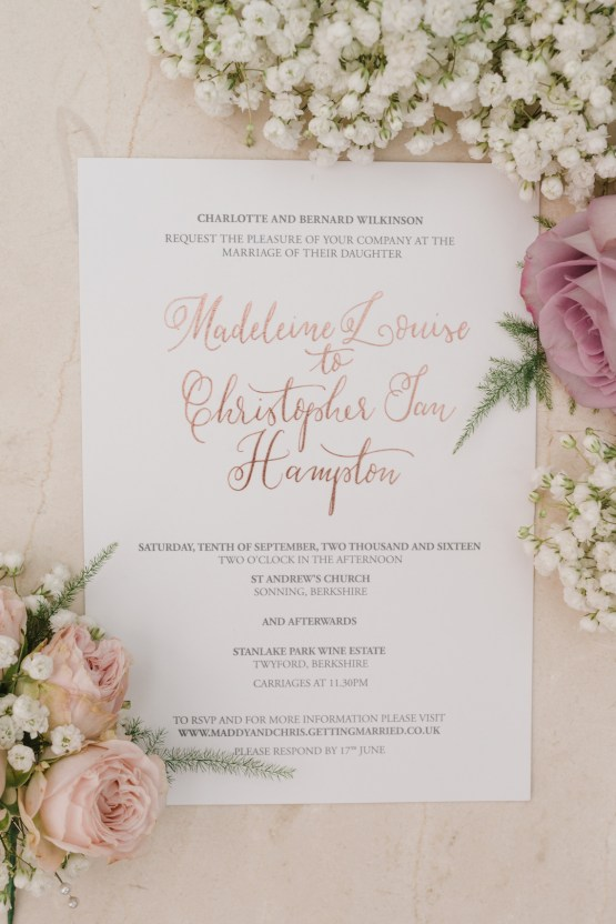 English Winery Wedding by Hannah McClune Photography 1