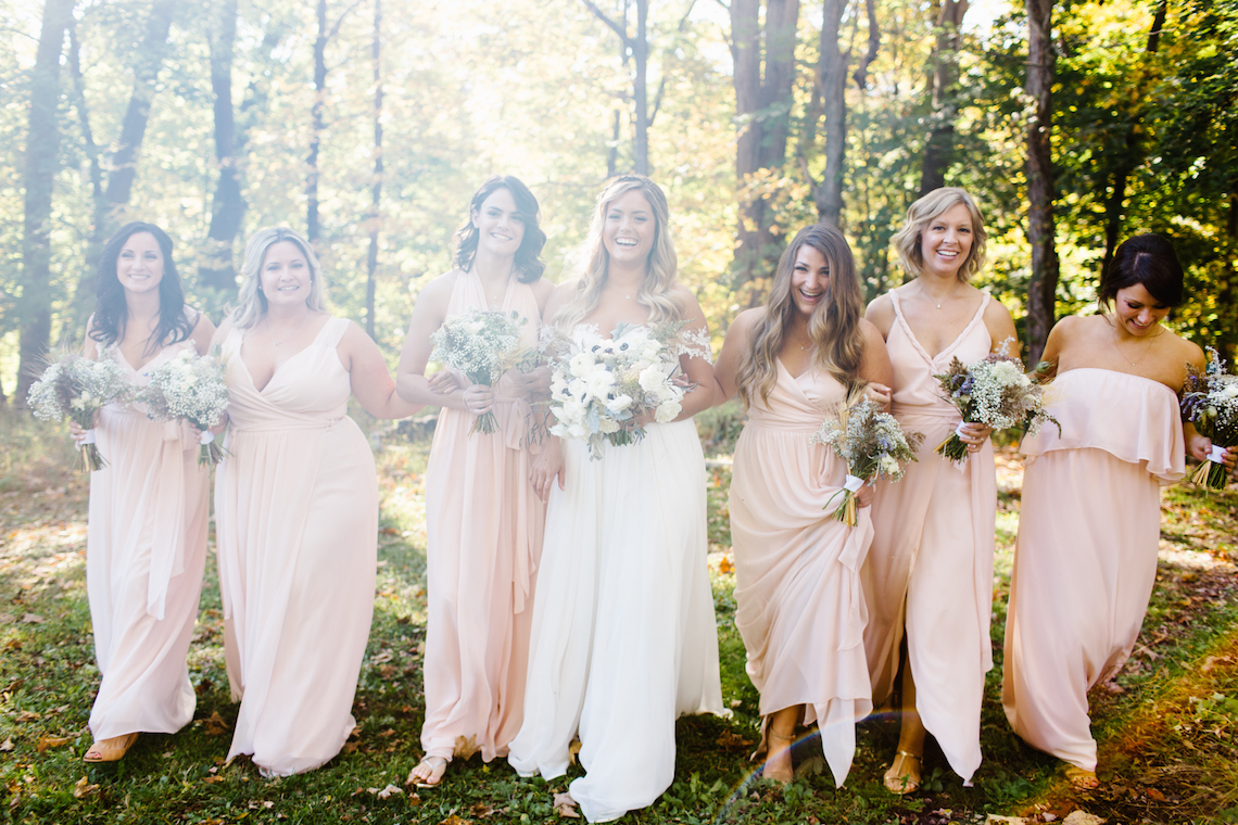 Fun and Laid-Back Wedding by Becka Pillmore Photography 28