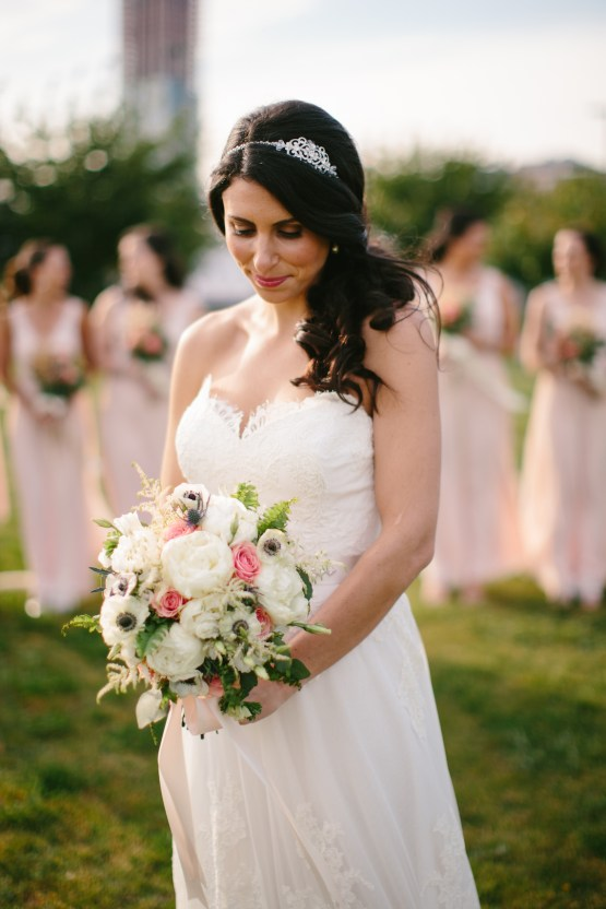 Manhattan Skyline Wedding by Jenelle Kappe Photography 42
