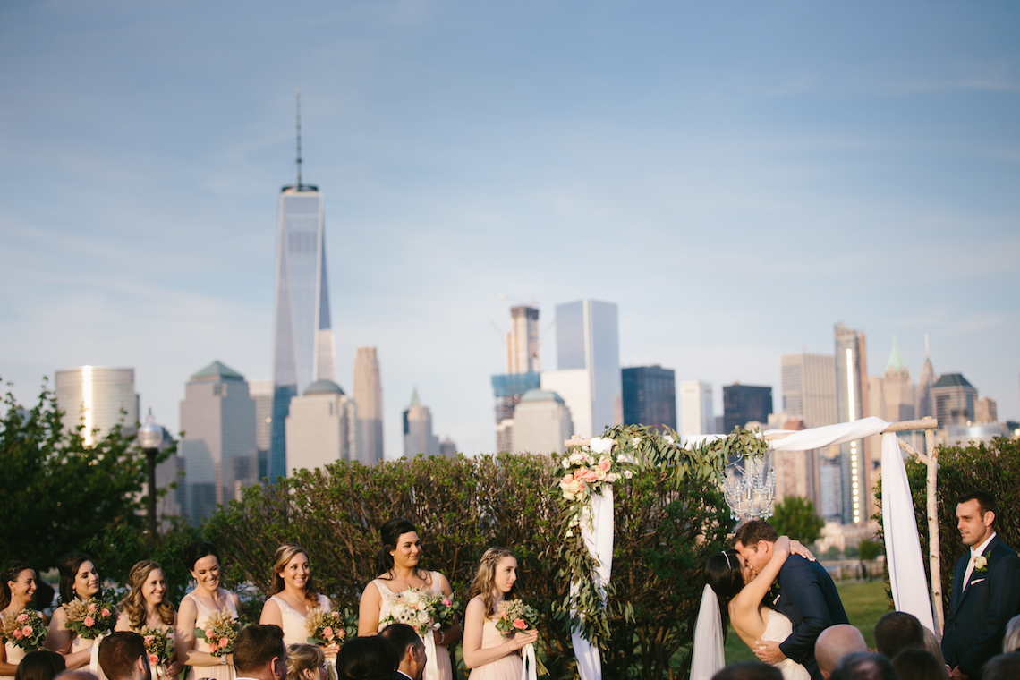 Manhattan Skyline Wedding by Jenelle Kappe Photography 49