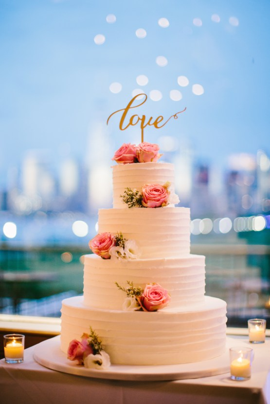 Manhattan Skyline Wedding by Jenelle Kappe Photography 59