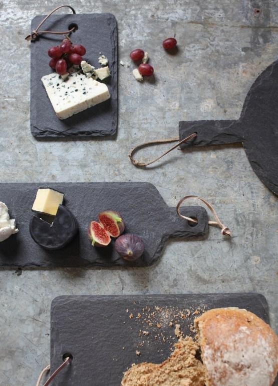Nkuku Odisha Slate Platters