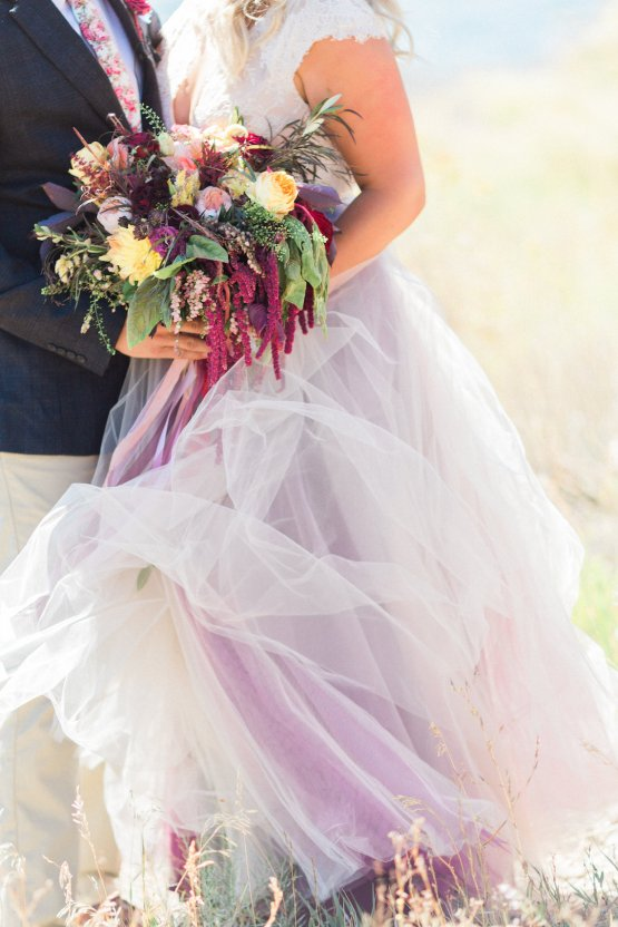 Romantic Jewel-Toned Wedding by Sara Lynn Photography 36