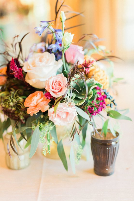 Romantic Jewel-Toned Wedding by Sara Lynn Photography 60
