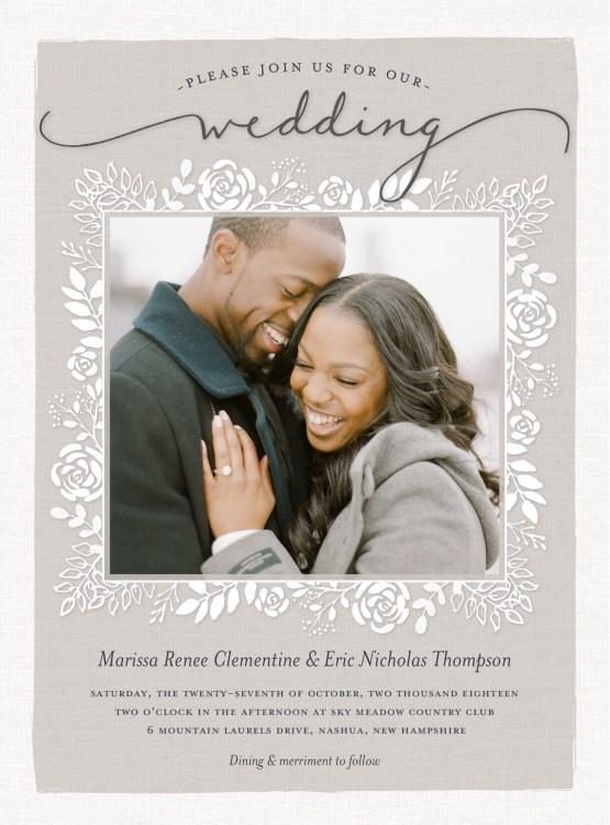 Shutterfly Wedding Stationery 20