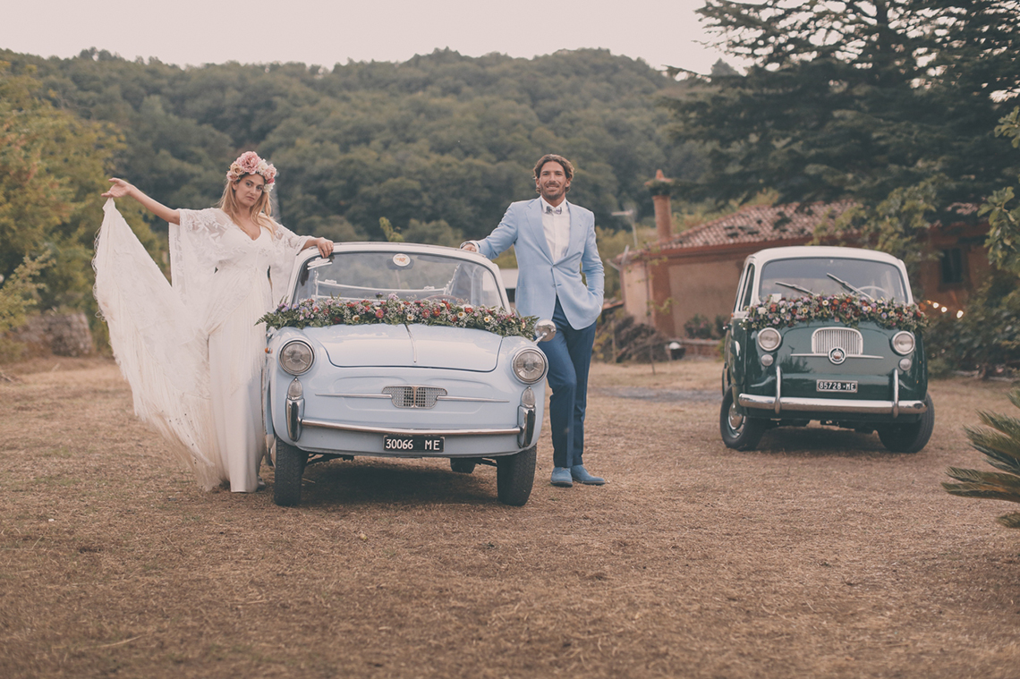 Cool Boho Wedding Film