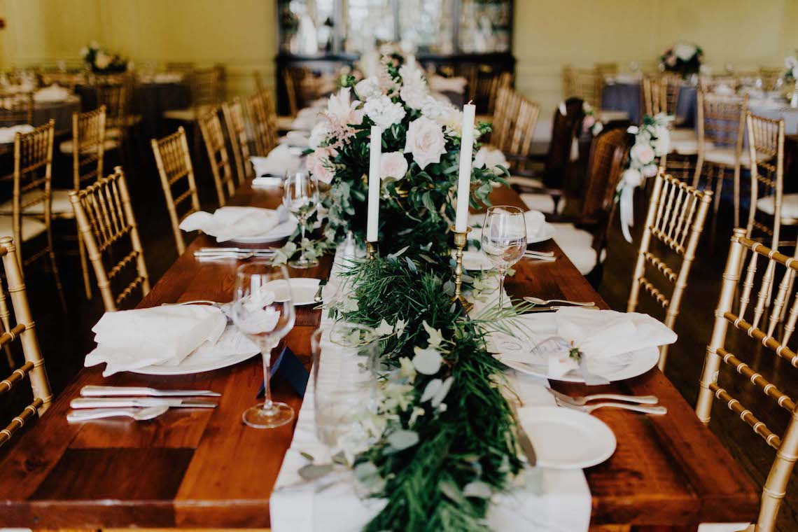 Elegant Wedding by Addison Jones Photography and A Charming Fete 14