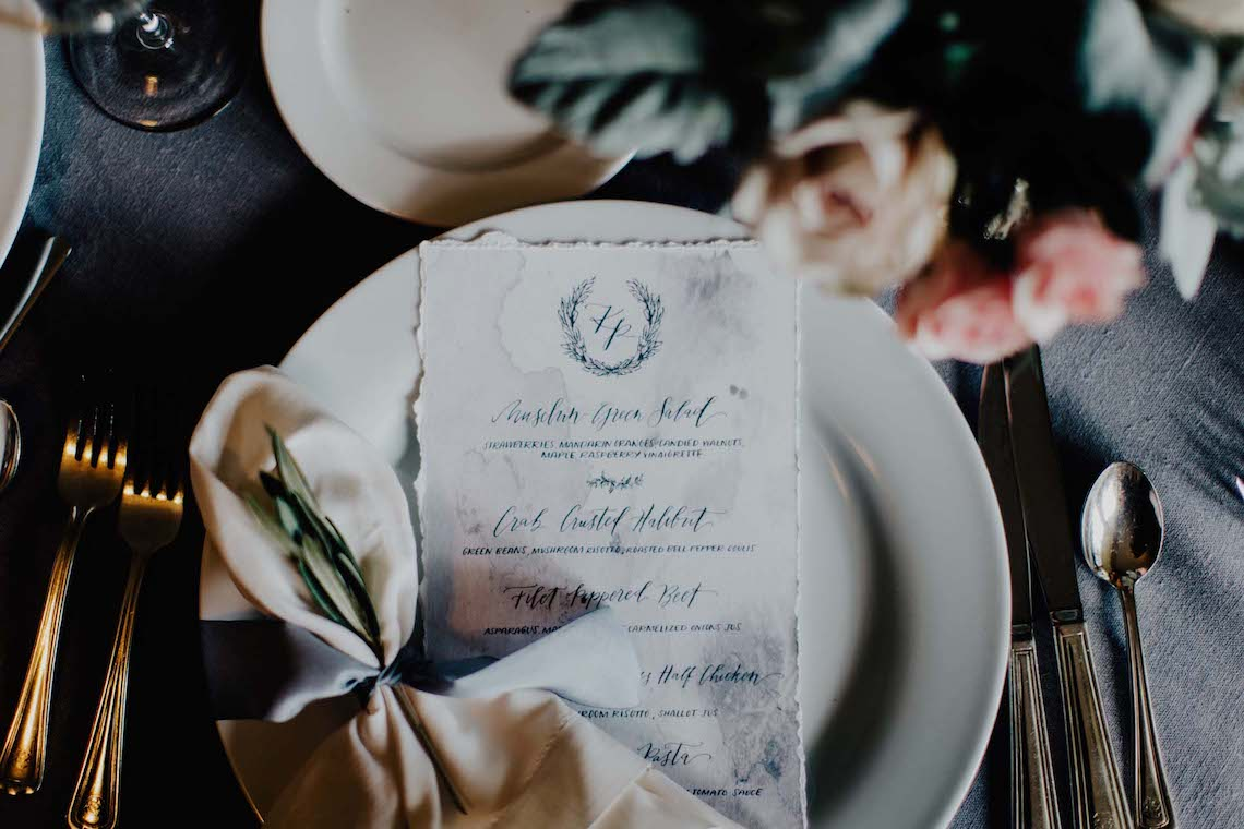Elegant Wedding by Addison Jones Photography and A Charming Fete 51