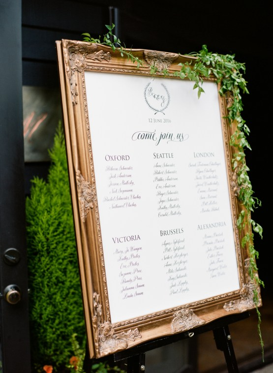 Elegant Wedding by Shelly Goodman Photography and Gather Events 11