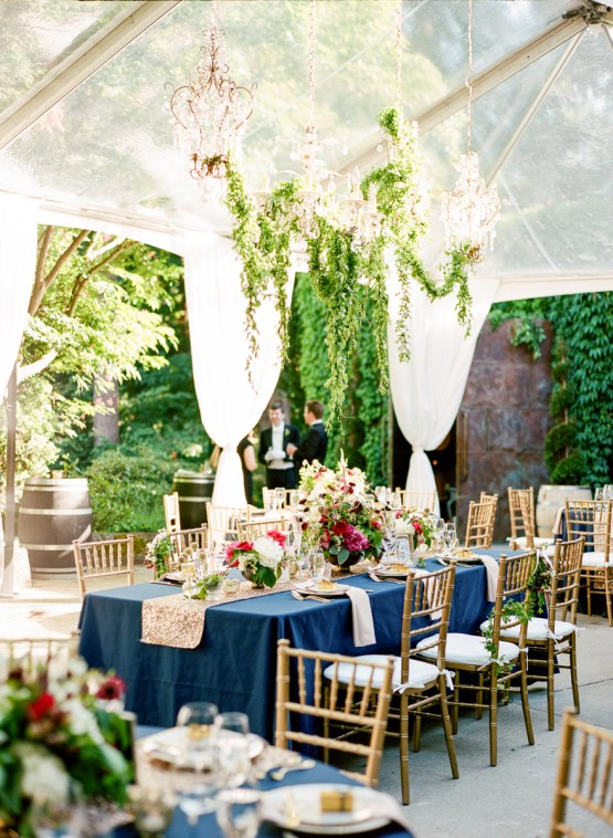 Elegant Wedding by Shelly Goodman Photography and Gather Events 18