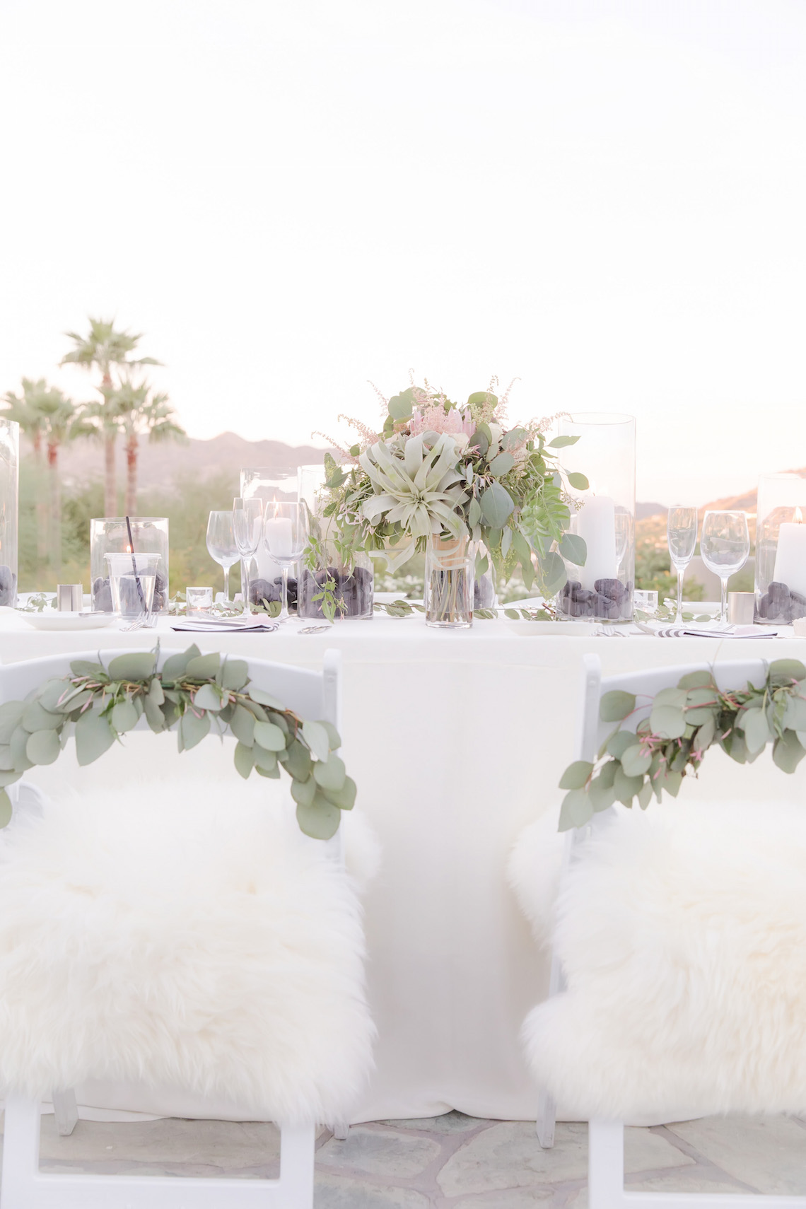 Gorgeous Desert Wedding by Malone Sinclaire Photography 14