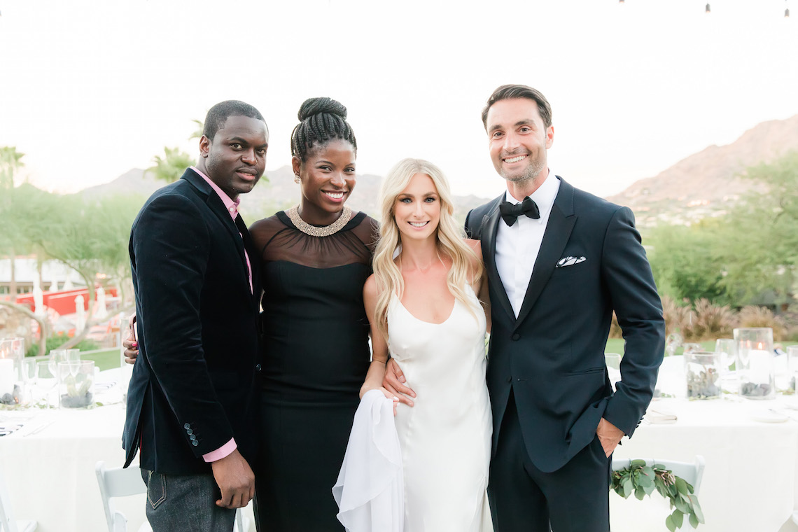 Gorgeous Desert Wedding by Malone Sinclaire Photography 16