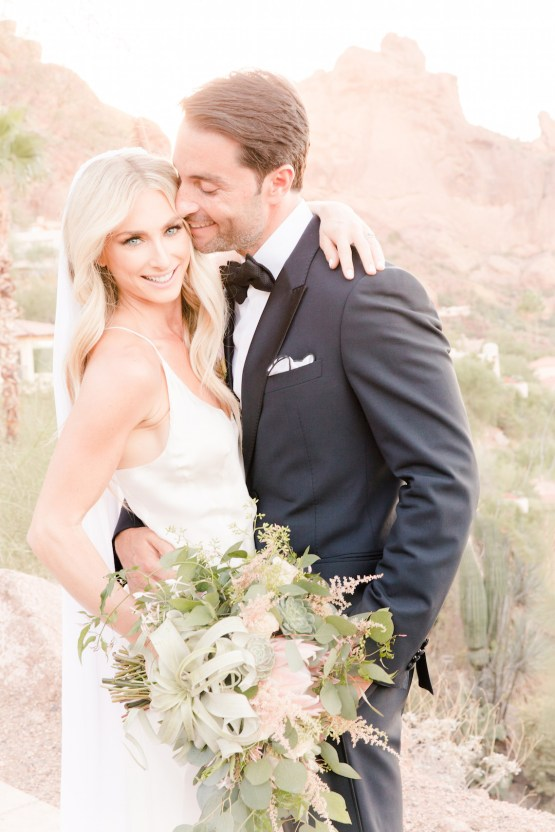 Gorgeous Desert Wedding by Malone Sinclaire Photography 36