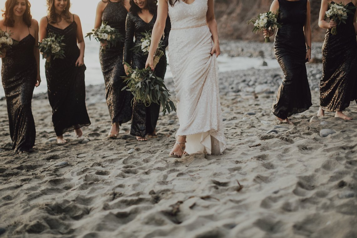 Gorgeous New Year's Eve Wedding by Logan Cole Photography and Seven Stems 34