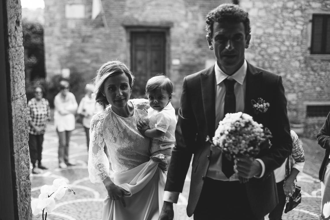 Stylish Italian Wedding by Elisabetta Riccio 37