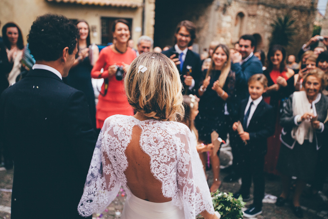 Stylish Italian Wedding by Elisabetta Riccio 41