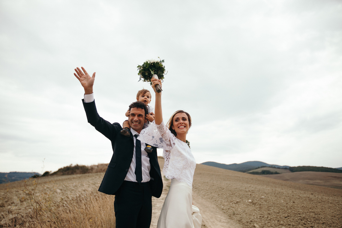 Stylish Italian Wedding by Elisabetta Riccio 42