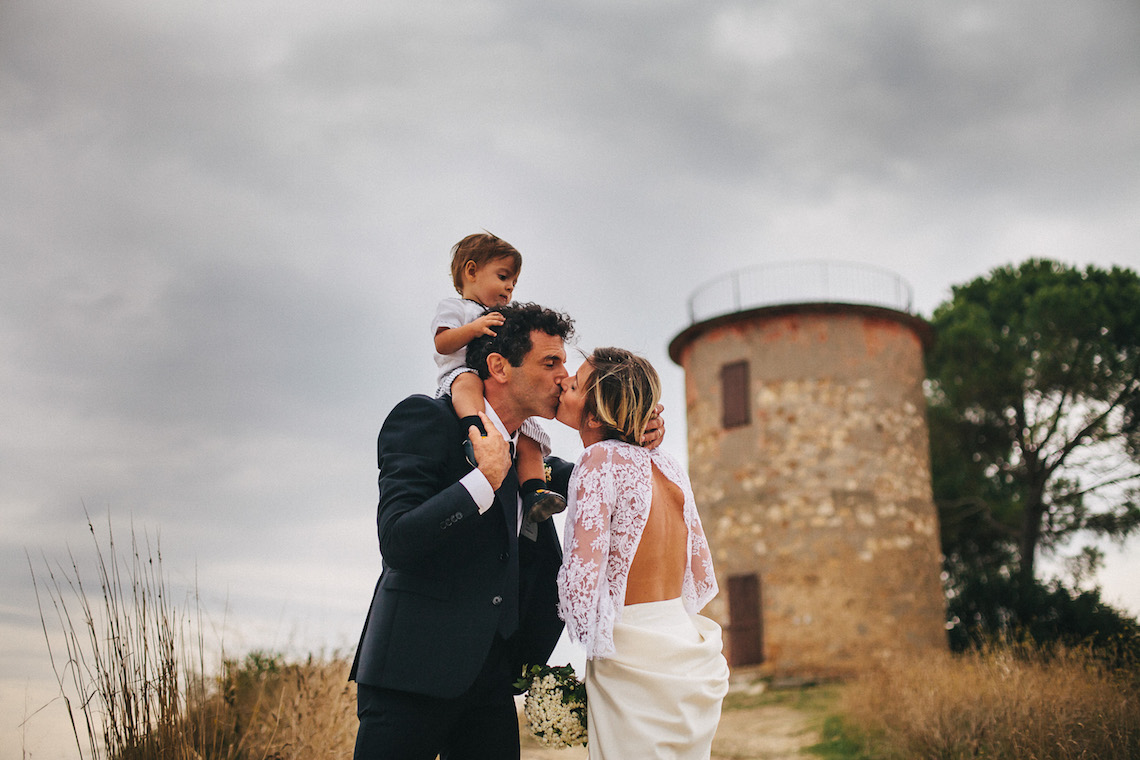 Stylish Italian Wedding by Elisabetta Riccio 44