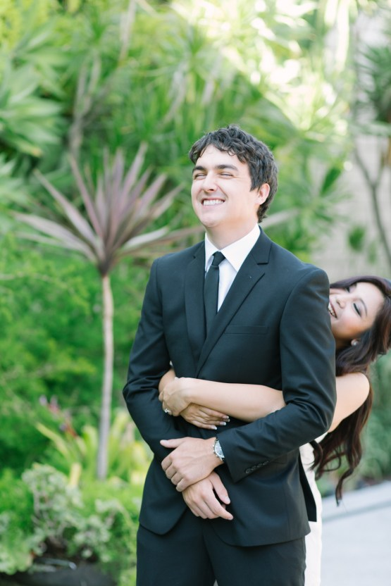Sweet Outdoor Ceremony by Rachel Stelter Photography 5
