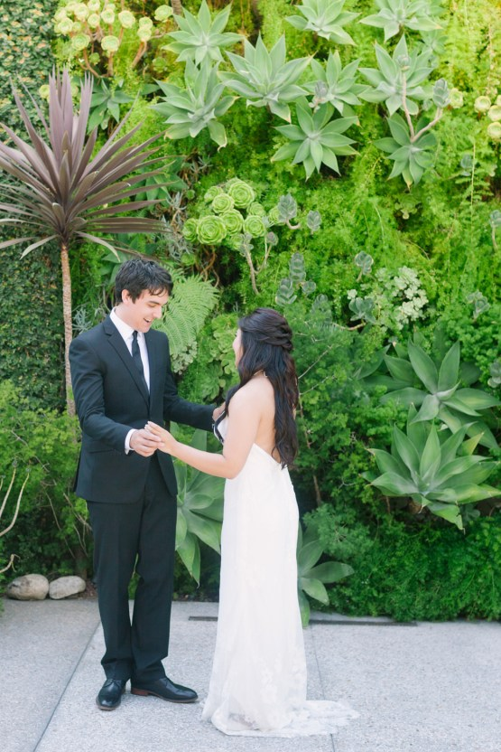 Sweet Outdoor Ceremony by Rachel Stelter Photography 6