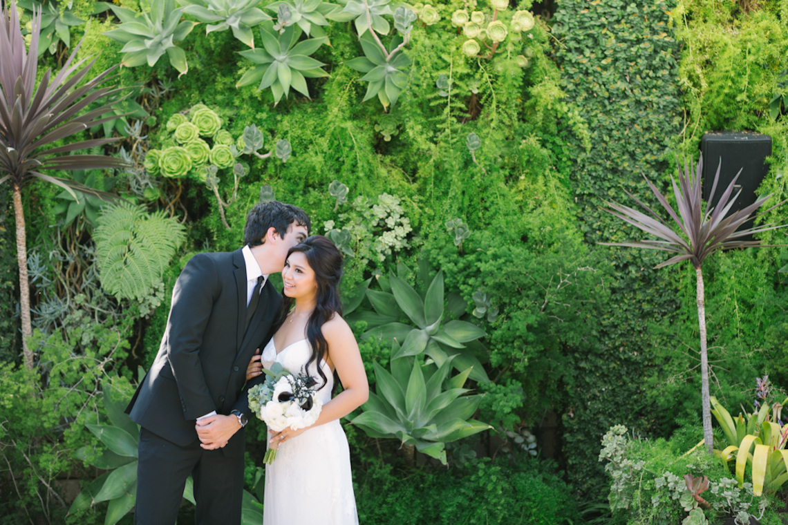 Sweet Outdoor Ceremony by Rachel Stelter Photography 8