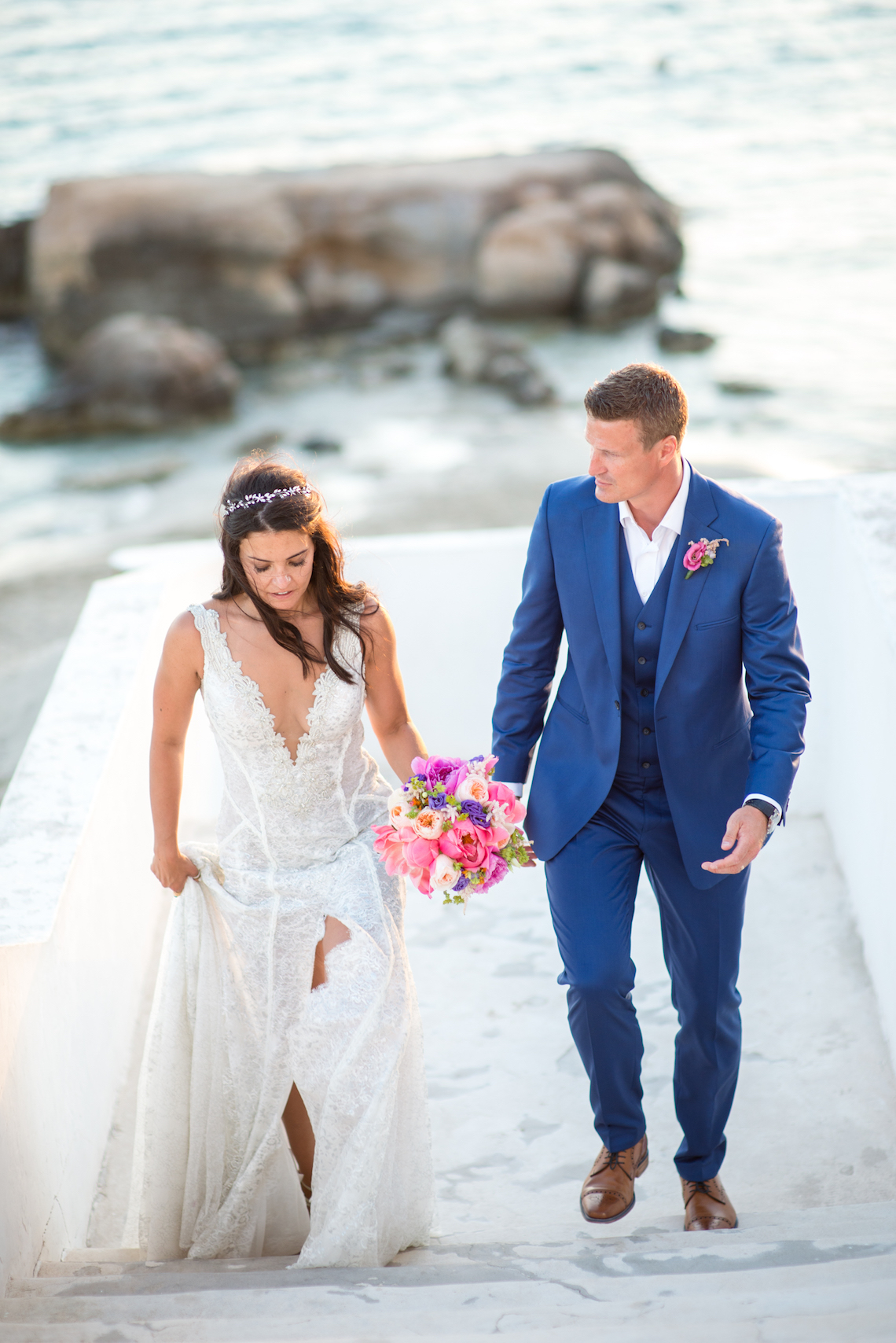 Colourful Ibiza Wedding by Gypsy Westwood Photography 20