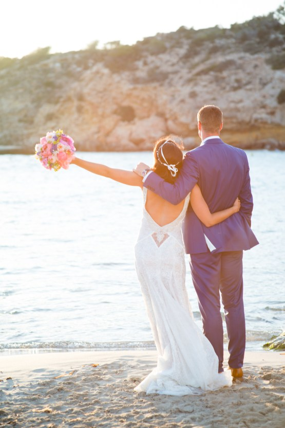 Colourful Ibiza Wedding by Gypsy Westwood Photography 55