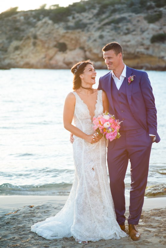 Colourful Ibiza Wedding by Gypsy Westwood Photography 57