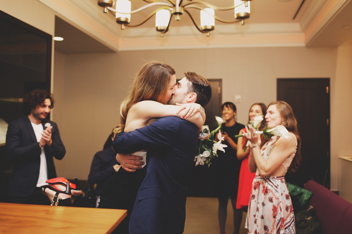 Cool Elopement by Claire Eliza Photography 77