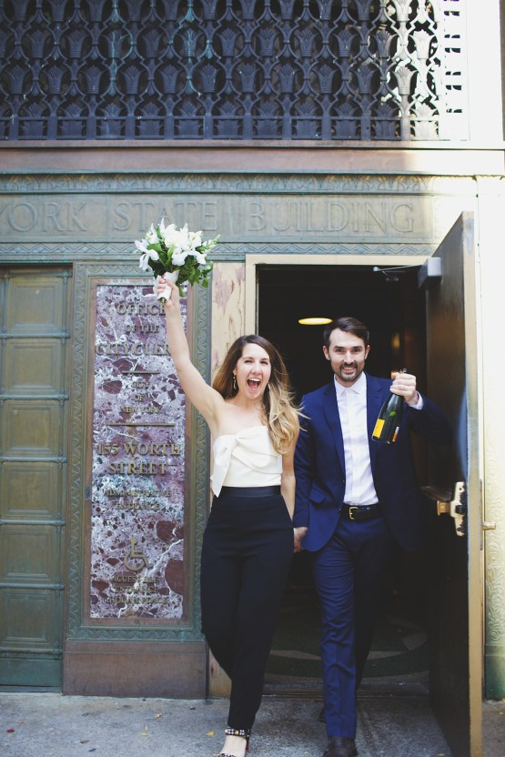 Cool Elopement by Claire Eliza Photography 80