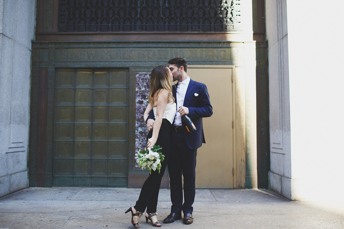 Cool Elopement by Claire Eliza Photography 81