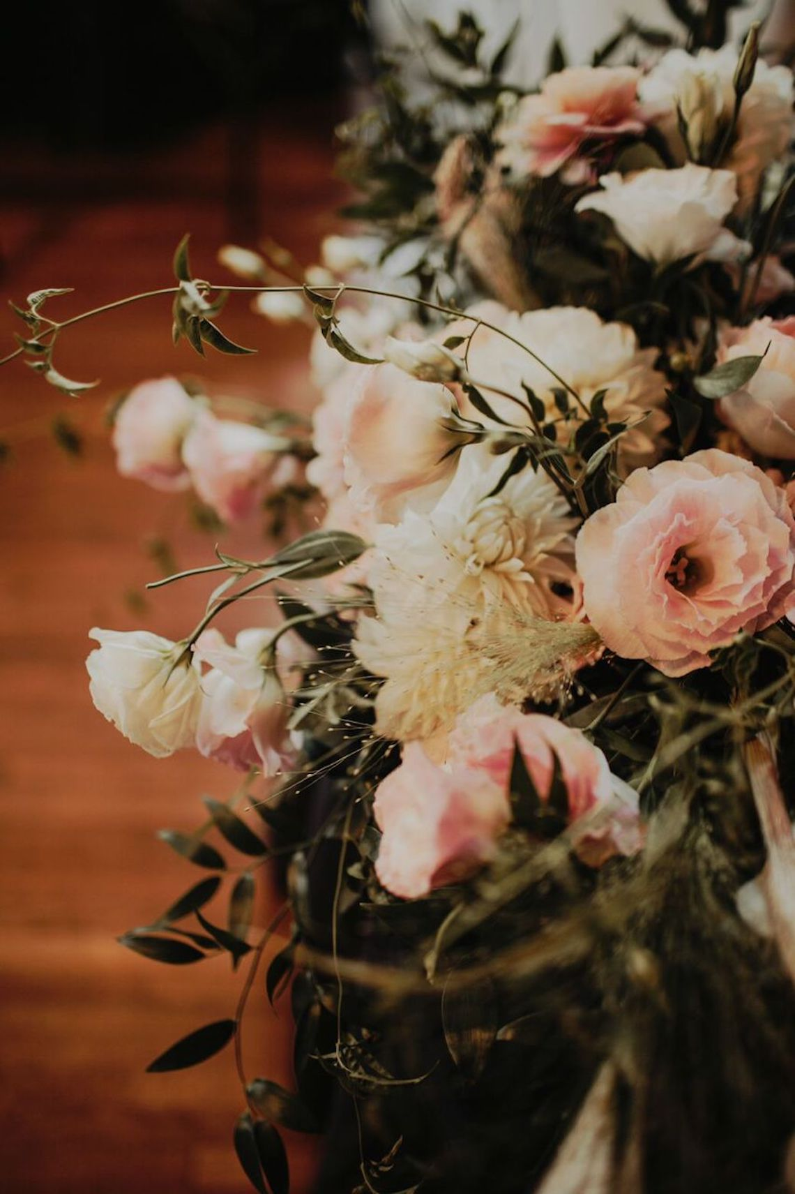 Glamorous & Stylish Wedding by Katie Branch Photography and Jen Kruger Design 30
