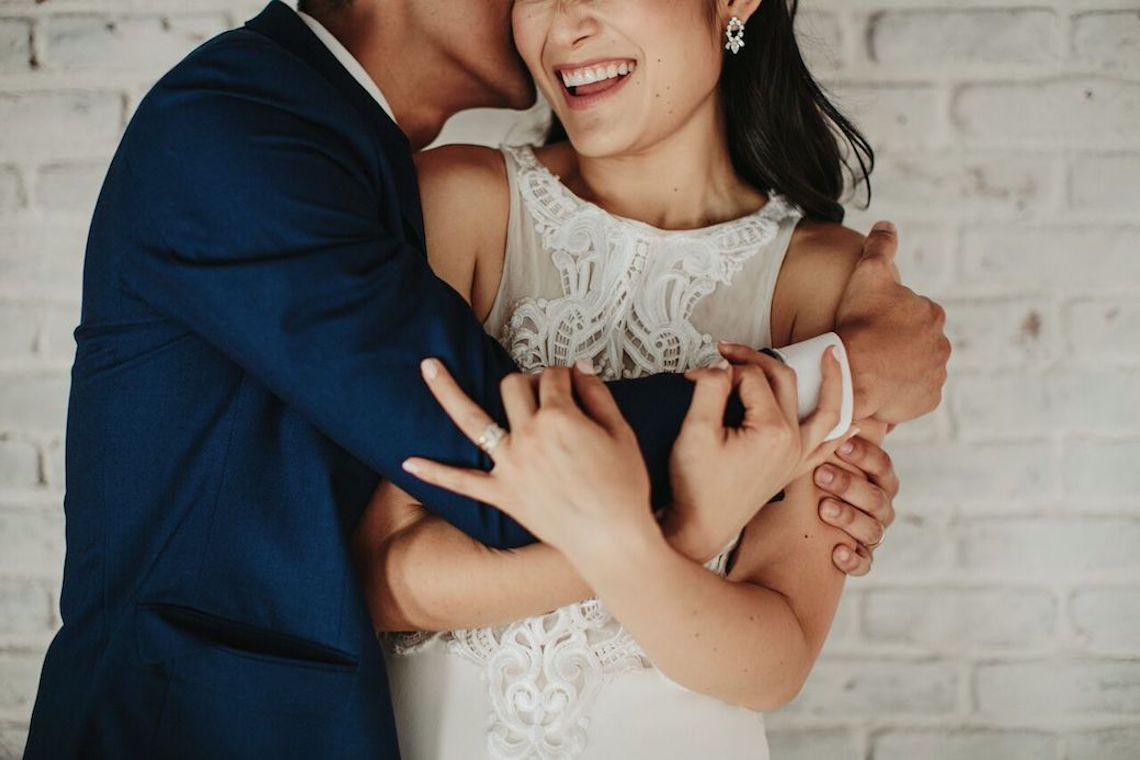 Glamorous & Stylish Wedding by Katie Branch Photography and Jen Kruger Design 61