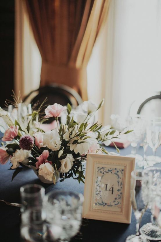 Glamorous & Stylish Wedding by Katie Branch Photography and Jen Kruger Design 64