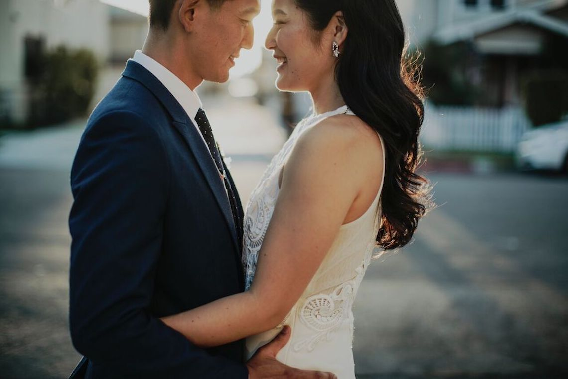 Glamorous & Stylish Wedding by Katie Branch Photography and Jen Kruger Design 73
