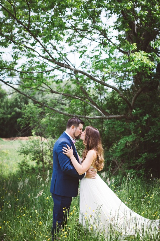 Gorgeous Barn Wedding by Keetch Miller Photography 19