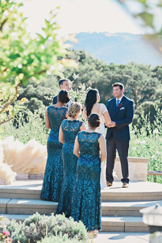 Gorgeous Outdoor Wedding by Rebecca Marie Photography 50