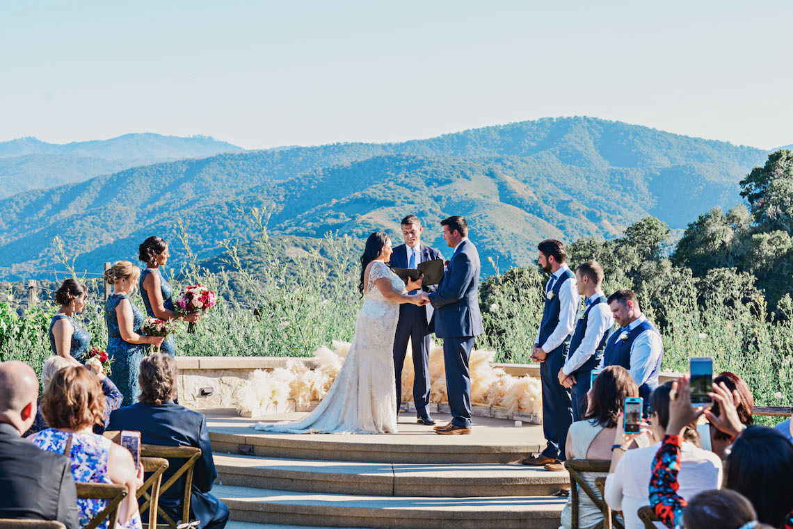 Gorgeous Outdoor Wedding by Rebecca Marie Photography 51